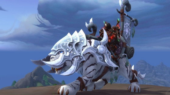 WoW : Les montures PvP vicieuses de Battle for Azeroth disponibles en échange de Selles vicieuses