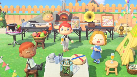 18 nouveaux objets ajoutés avec la mise à jour 1.10 d'Animal Crossing New Horizons