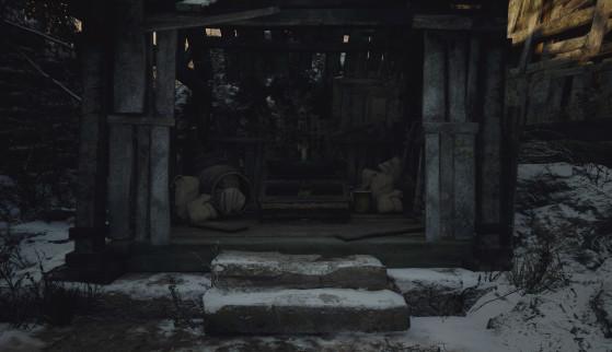 Labyrinthe de Moreau Resident Evil Village : Comment le terminer, position de la boule