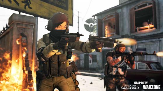 Un week-end de Double XP sur Warzone et Black Ops Cold War