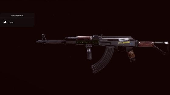 Quelles sont les meilleurs classes AK-47 sur Warzone ?