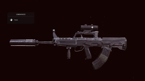 Quelle est la meilleure classe pour le QBZ-83 sur Warzone ?