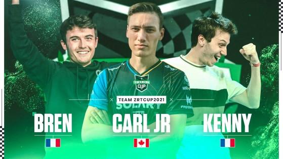 Bren, Carl Jr et Kenny font clairement partie des grands favoris - Millenium