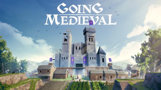 Going Medieval : preview de l'early access sur PC
