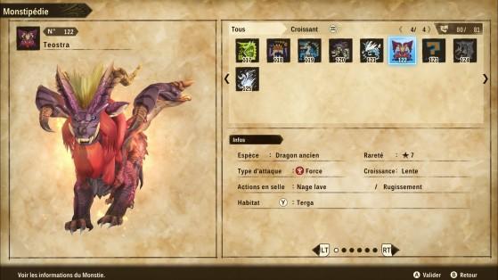 Monster Hunter Stories 2 : Wings of Ruin
