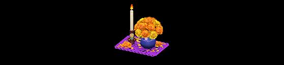 Bouquet de Soucis - Animal Crossing New Horizons
