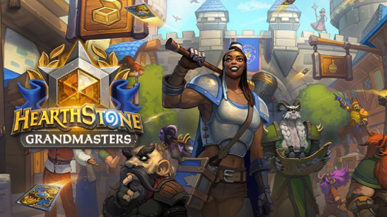 Les Grandmasters Hearthstone 2021 sont de retour pour la saison 2 avec des drops sur Youtube !