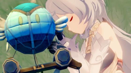 Genshin impact : les missions d'escorte de ballons dirigeables sont-elles trop ennuyeuses ?