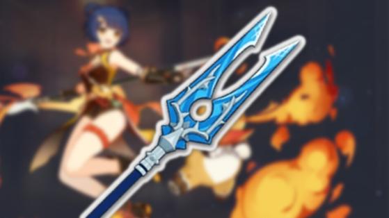 La Prise Genshin Impact : comment obtenir cette arme 4 étoiles gratuite ?