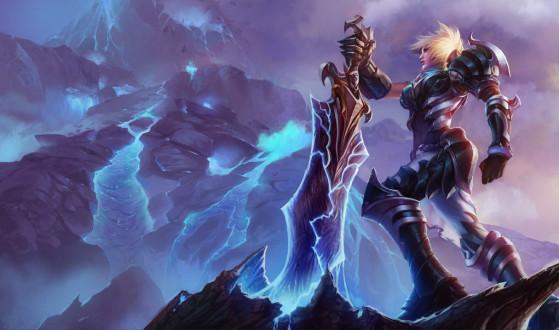 Le tout premier skin du Championnat pour Riven - League of Legends