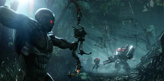 Crysis 3 : Mode Chasseur  commenté