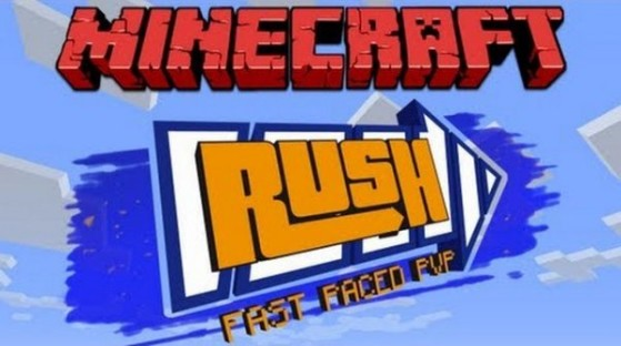 Rush, une map PvP
