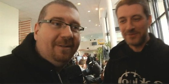 Visite de la Gamers Assembly avec BoB