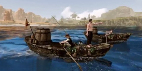 ArcheAge met en avant la pêche