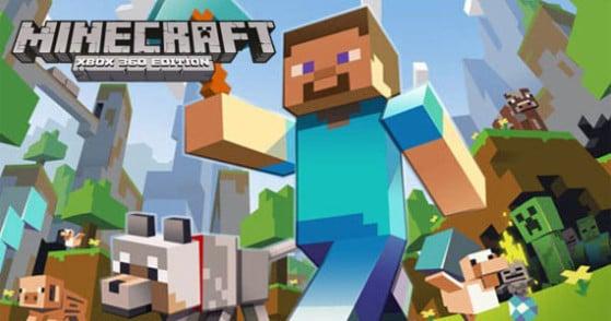 Minecraft Xbox : version boîte en juin