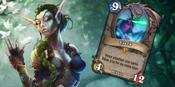 Ysera et les cartes Rêve