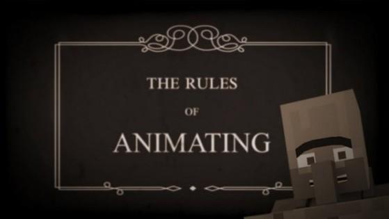 Vidéo du jour : The rules of animating