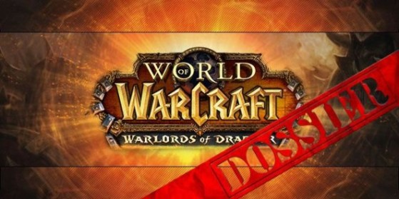 Warlords of Draenor extension de WoW
