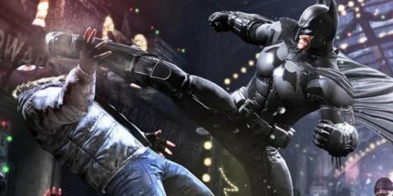 Batman Arkham Knight dévoilé