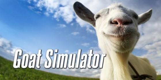 Goat Simulator PC date sortie images