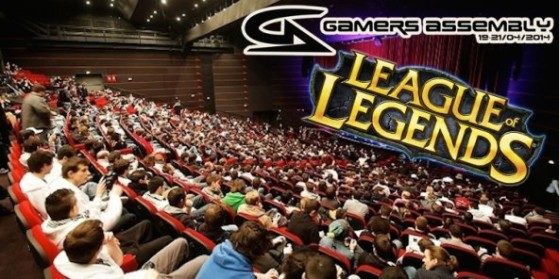 Gamers Assembly 2014 LoL