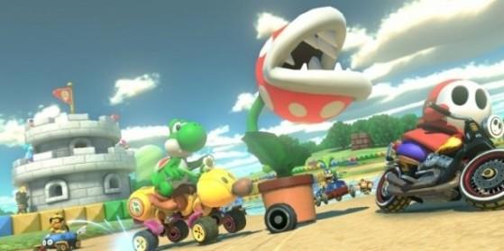Mario Kart 8 : Les objets