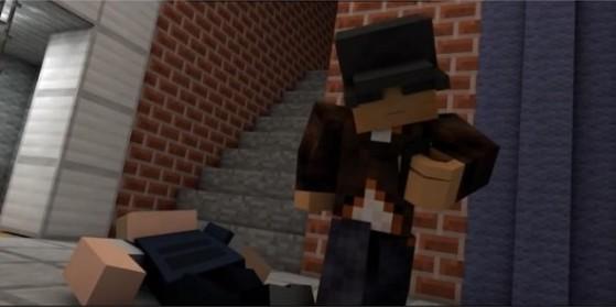 Vidéo du jour : Watch Dogs & Minecraft