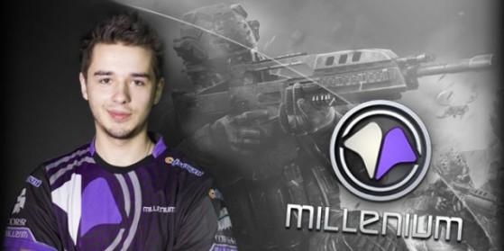 mAxxie quitte Millenium Call of Duty