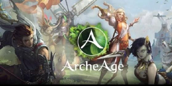 ArcheAge : premier week-end de bêta !