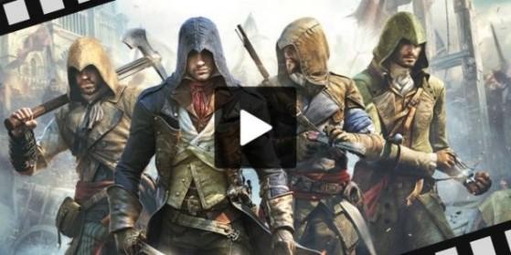 Assassin's Creed Unity : 101