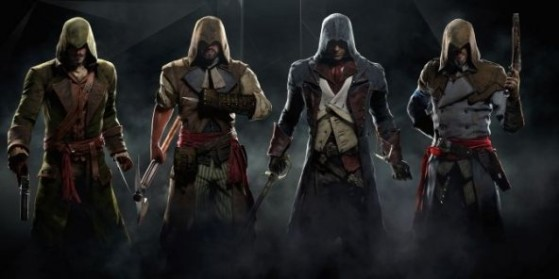 Assassin's Creed Unity, Xbox One, PS4