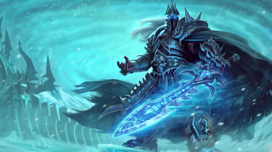 Heroes of the Storm : Guide Arthas, Build tank