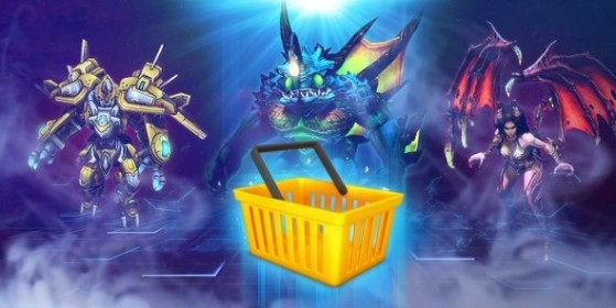 Boutique Heroes of the Storm