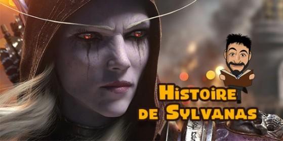 Histoire de Sylvanas Coursevent