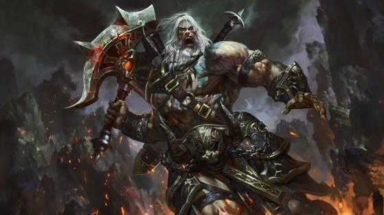 Diablo 3 : Build Barbare 70 Raekor, set, barbarian, guide