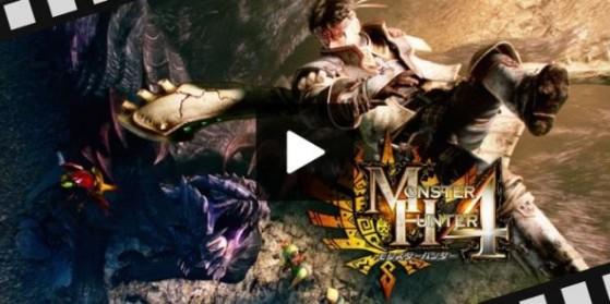 Monster Hunter 4 : Le Kirin en vidéo
