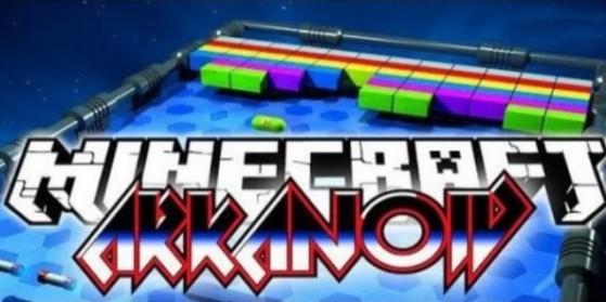 Casse Briques dans Minecraft