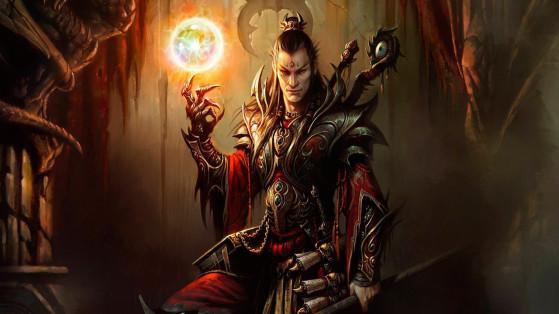 Diablo 3 : Build Sorcier Tal Rasha