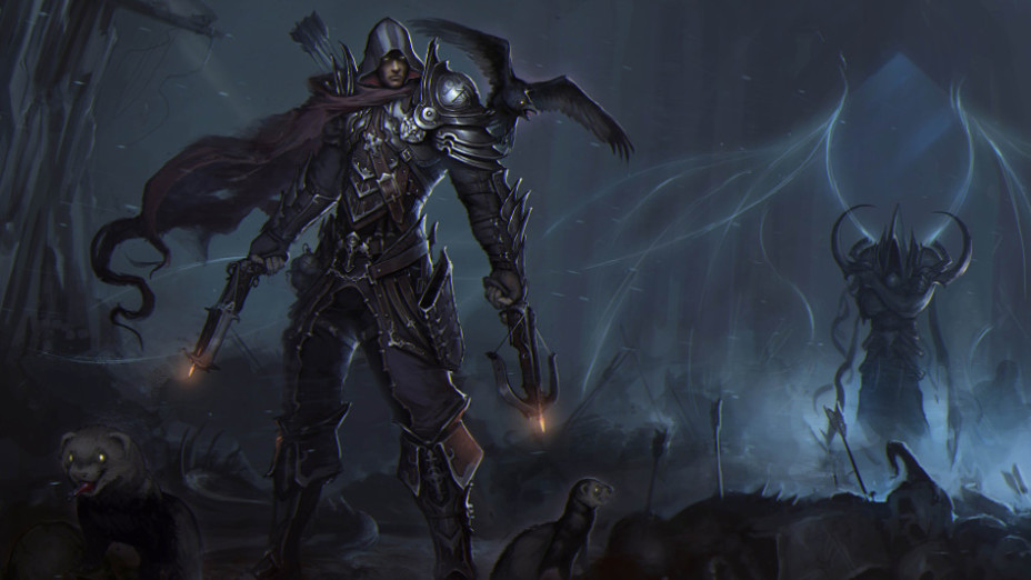 Image Result For Demon Hunter Diablo Build Ps