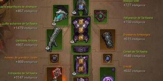 Diablo 3 : Ensembles légendaires, legendary set