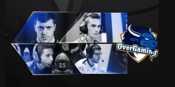 Over Gaming en Gfinity Pro League