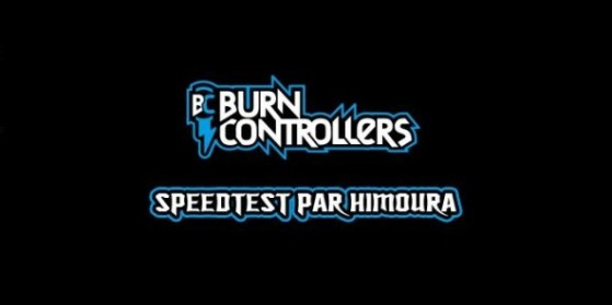 Test manette Xbox One Burn Controllers