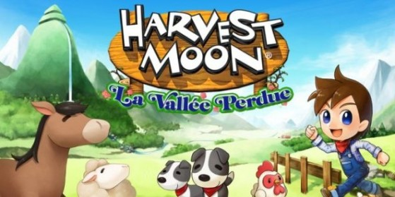 Harvest Moon  : La Vallée perdue 3DS