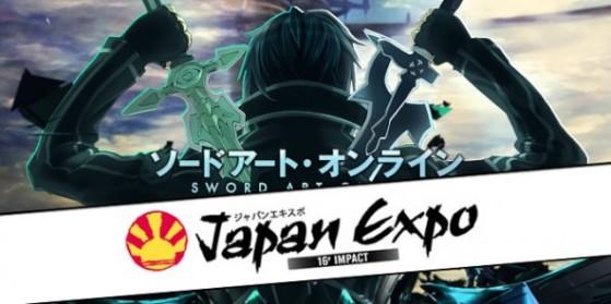 Japan Expo : Interview Sword Art Online