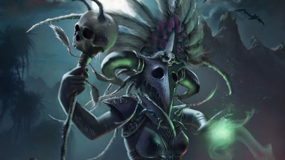 Diablo 3 : Build Féticheur Arachyr Poulet Furieux