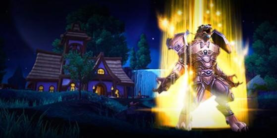 Legion : sésame niveau 100 WoW