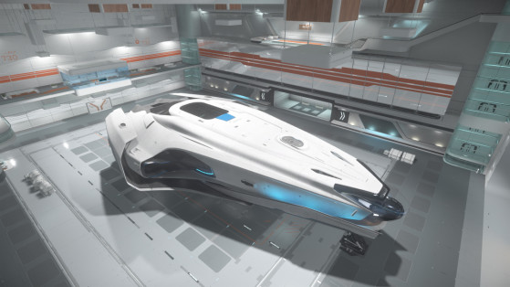 Star Citizen : Votre hangar