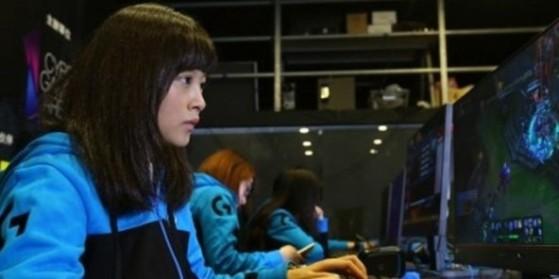 L'eSport féminin en Chine se développe