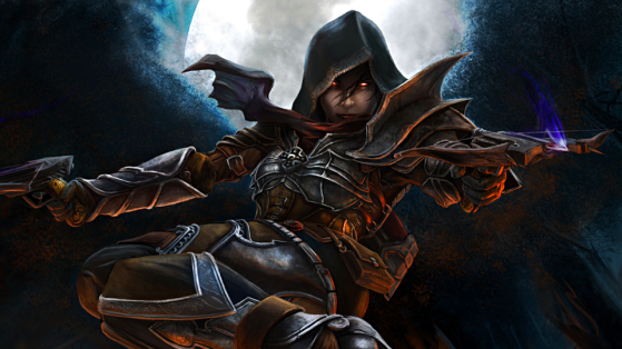 Heroes of the Storm : Guide Valla, Build flèche vorace