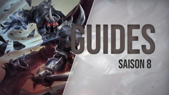 Guide LoL Mordekaiser, ADC, S8